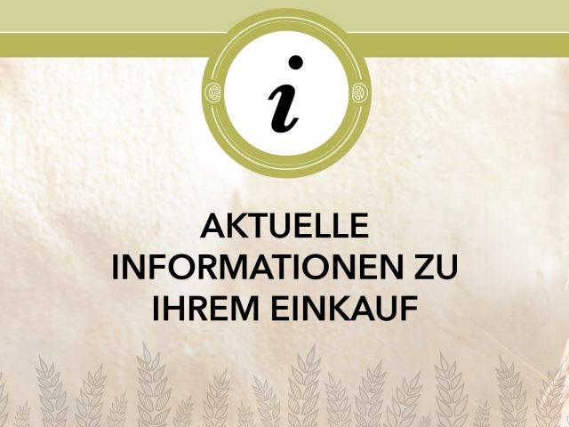 Corona Informationen